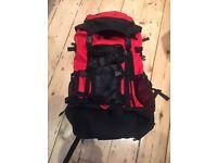60L Travel Rucksack / Backpack