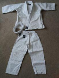 Blitz kids judo suit size 00/120
