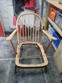 ERCOL WINDSOR CHAIR - UNFINISHED PROJECT