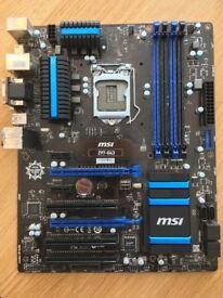 MSI Z97-G43 Intel ATX Motherboard