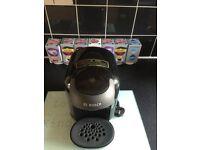 Bosch Tassimo Coffee Machine and Pods