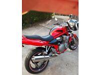 Suzuki, BANDIT, 2001, 600 (cc)