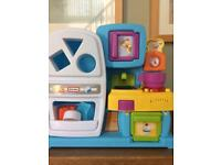 Little tike play kitchen