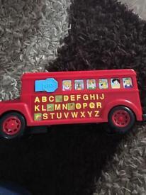 Educational bus