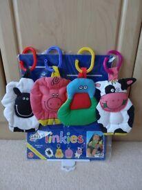 Galt: Babies Linkies Farm Set
