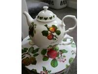 Portmeirion Pomona Tea For One