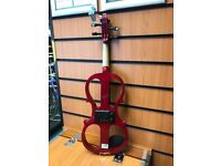 Frontier IRIN 4/4 Electric Violin Fiddle With Case