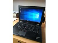Windows 10 Lenovo ThinkPad L430 i5 laptop 4GB RAM 500GB