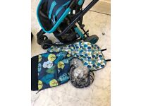Cosatto pushchair excellent condition