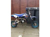 Dirtbike / pitbike 125