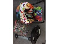 Cosatto hold 0+ car seat with isofix base
