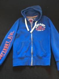 Men's superdry hoodie (small)