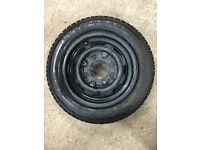 Caravan Spare Wheel and Tyre Brand New