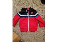 Manchester United kids Jacket