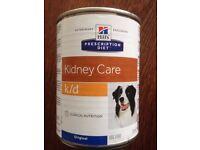 Hill's Prescription Diet Kidney Care Dog Food