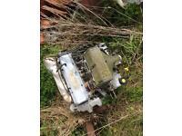 Old v8 engine coffee table or rebuild