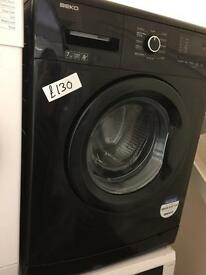 7KG BEKO WASHING MACHINE VERY CLEAN AD TIDY