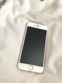 iPhone 6s 16GB rose gold locked to Vodaphone
