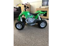 Child's quad bike for 3+