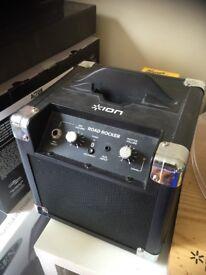 Ion Bluetooth road rocker speaker