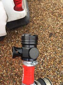 Forge dump valve