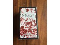 Gucci bloom Eau De Parfume 50 ml BNIB unopend sealed unwanted Xmas present cost£72 will except £25