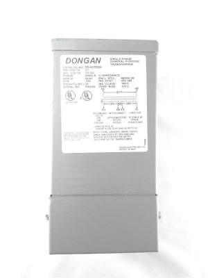 Dongan 85-4025sh Single Phase Gp Transformer Nema 3r 277pri V 5060hz