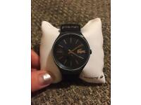 Ladies Lacoste watch brand new