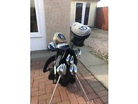Full Golf club set and bag, £100 ONO