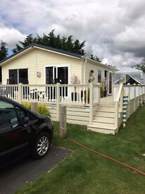 Luxurious 3 BED LODGE FOR SALE 40x20ft, Prime location, £75000 or best offer