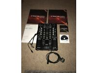 Pioneer DJM-T1 Traktor Certified Mixer for Sale Immaculate Condition