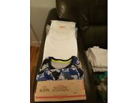 Bundle of boys thermal tops and long johns