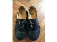 Doc Marten shoes ref 1461 plain welt smooth RRP£115 selling for £35