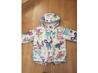 Girls coat from Next 12-18 months excellent condition
