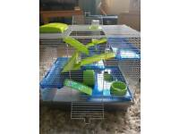 Hamster or mice cage