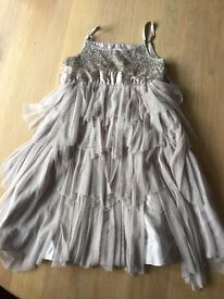 Girls 6-7 year old bridesmaid/ party dress