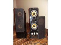 Creative GigaWorks T40 Speakers - 28W RMS - Pair