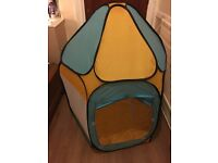 ***REDUCED*** Two Pop Up Play Tents