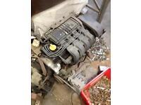 Clio 1.2 engine 16v see pics