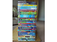 Collection of DVDs - cartoons