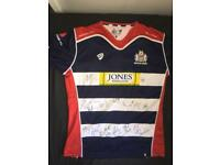 Bristol Rugby Top - Signed