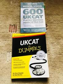 UKCAT BOOKS! 2 for £10 ONLY!