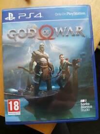 God of Way PS4