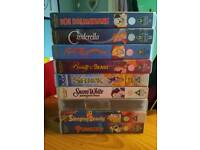 Walt Disney Classics VHS Collection