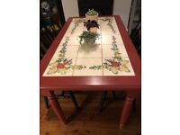 Habitat Kitchen Dining Table