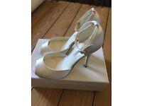 wedding shoes size 5 (eu 38)