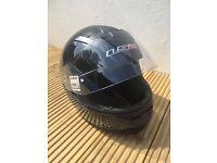 Motorbike helmet size small