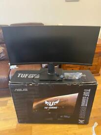 "ASUS Tuf Gaming 35"" (88.9cm) curved monitor VG35V"