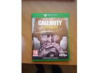 Call of duty ww2 - immaculate condition