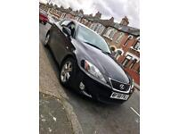 Lexus is220d manual full service history 3 owner 58 plate